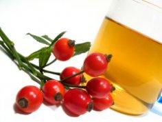 Где взять витамины? В плодах шиповника!