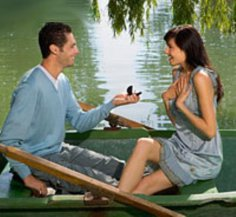 Как сделать предложение руки и сердца вашей избраннице? Оригинально и эффектно!