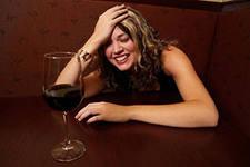 Пьянство не красит дам