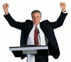 Человек: Хочешь быть лидером - будь им!