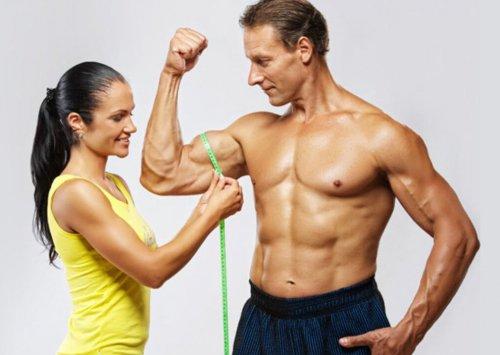 Как нарастить мышцы