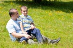 Как отцу наладить и сохранить контакт с сыном? Ценность общения