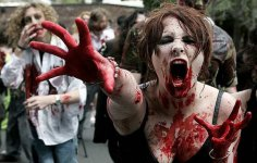 Зомби. Ходячие мертвецы
