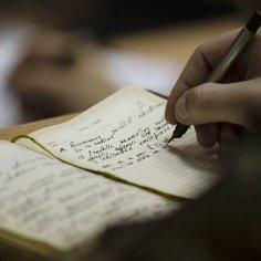 Исследование почерка. Почерк и болезни