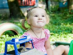 Ребёнок и песочница. Как справиться с «песочными трудностями»?