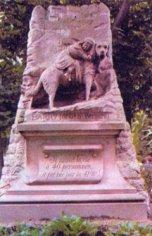 За что сенбернар Барри удостоился памятника?