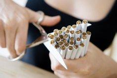 Единственный путь ко спасению – бросить курить совсем