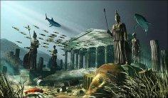 Где затонула Атлантида? И снова гипотезы