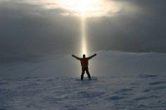 Где увидеть Божественный свет? В Кордильерах и не только…