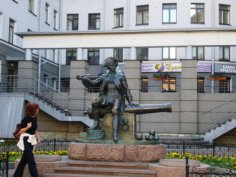 Пешеходные улицы Санкт-Петербурга. Давайте прогуляемся?