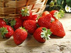 Клубника: как стать здоровым с помощью вкусной ягоды?