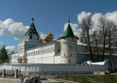 Чем заняться в Костроме?