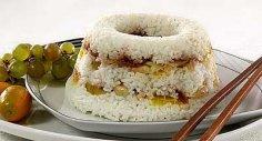 Остался рис после ужина? 12 простых рецептов Re-использования.