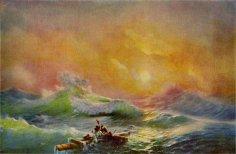 Море: как о нем отзывались наши предки? По волнам пословиц и поговорок