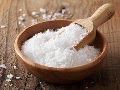 Как хозяйке обхитрить кризис? Хитрим с солью на кухне