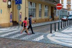 Легко ли быть пешеходом в Праге?