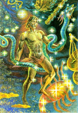 Сексуальный гороскоп змееносец